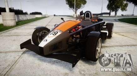 Ariel Atom V8 2010 [RIV] v1.1 SptCar pour GTA 4