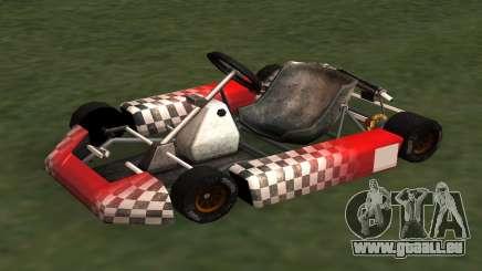 Mis à jour Kart pour GTA San Andreas pour GTA San Andreas