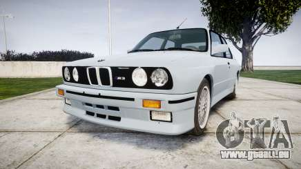BMW M3 E30 1991 [EPM] pour GTA 4