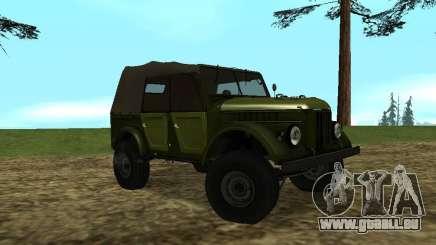 GAZ-69 pour GTA San Andreas