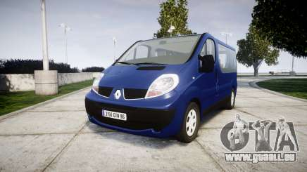 Renault Trafic Passenger pour GTA 4