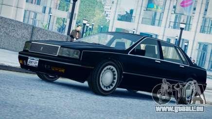Primo Continental pour GTA 4