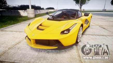 Ferrari LaFerrari [EPM] v1.2 pour GTA 4