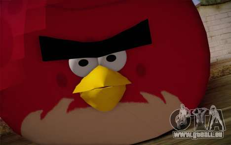 Big Brother from Angry Birds für GTA San Andreas dritten Screenshot
