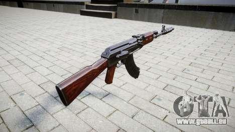 L'AK-47 frein de bouche pour GTA 4 secondes d'écran