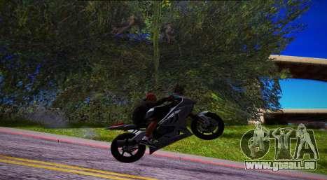 FaFan ENB series pour GTA San Andreas deuxième écran