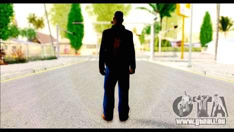 Ginos Ped 36 pour GTA San Andreas deuxième écran