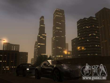 Simple ENB pour de faibles PC pour GTA San Andreas deuxième écran
