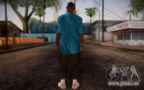 Ginos Ped 7 pour GTA San Andreas deuxième écran