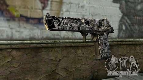 Neuer Gun v2 für GTA San Andreas