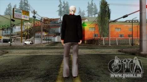 GTA 4 Skin 4 pour GTA San Andreas deuxième écran