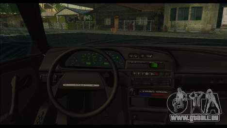 VAZ 2113 für GTA San Andreas zurück linke Ansicht