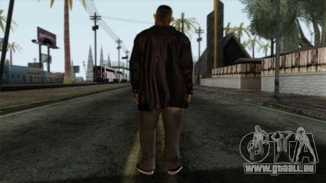 GTA 4 Skin 2 für GTA San Andreas zweiten Screenshot