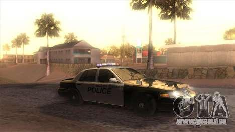 GTA 5 ENB pour GTA San Andreas cinquième écran