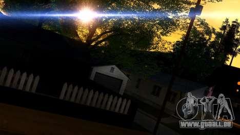 Forza Silber ENB Series für low PC für GTA San Andreas dritten Screenshot