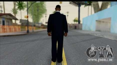 GTA San Andreas Beta Skin 4 pour GTA San Andreas deuxième écran