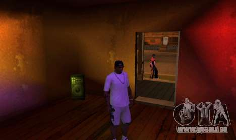 New OG Lock House für GTA San Andreas her Screenshot