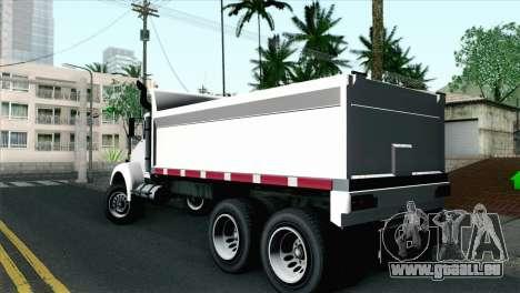 GTA 4 DFT-30 pour GTA San Andreas laissé vue
