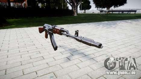 Die AK-47 Mündungsbremse für GTA 4