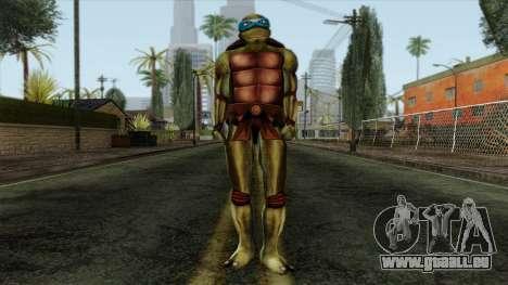 Leo (Tortues Ninja) pour GTA San Andreas