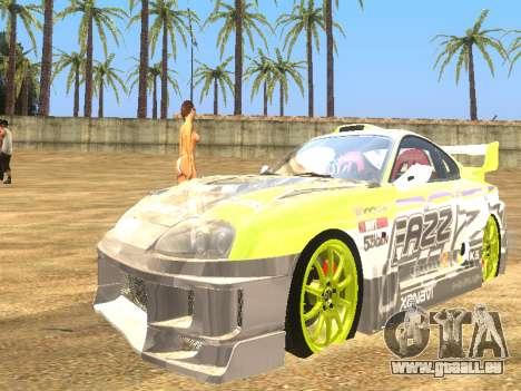 Simple ENB pour de faibles PC pour GTA San Andreas troisième écran