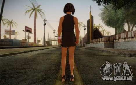 Ginos Ped 11 pour GTA San Andreas deuxième écran