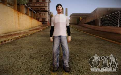 Ginos Ped 20 pour GTA San Andreas