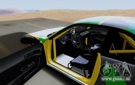 Nissan Silvia S14 Hunter pour GTA San Andreas vue de droite