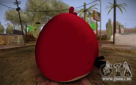 Big Brother from Angry Birds für GTA San Andreas zweiten Screenshot