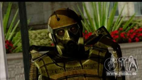 Monolith Exoskeleton für GTA San Andreas dritten Screenshot