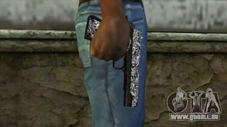 Neuer Gun v1 für GTA San Andreas dritten Screenshot