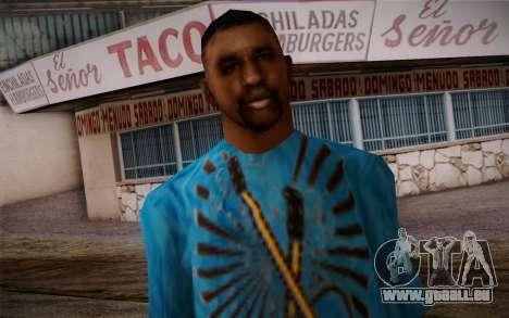 Ginos Ped 7 pour GTA San Andreas troisième écran