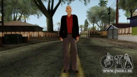 GTA 4 Skin 4 pour GTA San Andreas