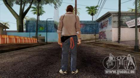 GTA 4 Skin 13 pour GTA San Andreas deuxième écran