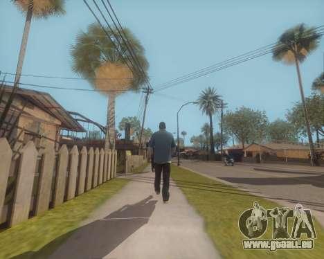 GTA 5 ENB pour GTA San Andreas troisième écran