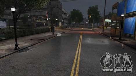 iCE-ENB pour GTA 4 sixième écran