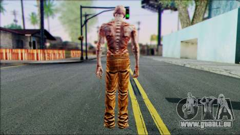 Outlast Skin 4 pour GTA San Andreas deuxième écran