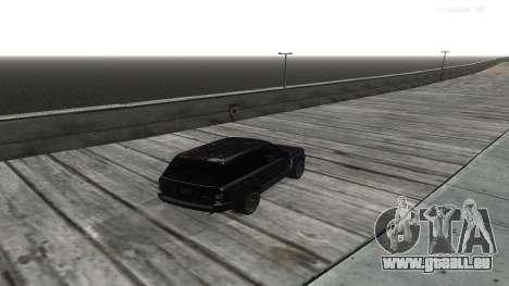 ENB et ColorMod pour les moyennes et faibles PC pour GTA San Andreas troisième écran