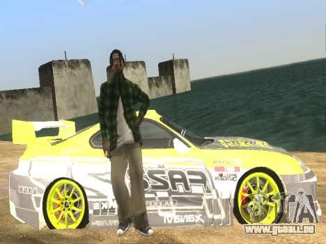 Simple ENB pour de faibles PC pour GTA San Andreas cinquième écran
