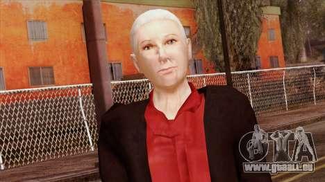 GTA 4 Skin 4 pour GTA San Andreas troisième écran