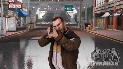 iCE-ENB pour GTA 4 troisième écran