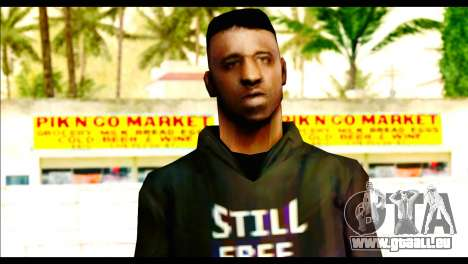 Ginos Ped 36 pour GTA San Andreas troisième écran