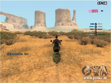 SAMP Fixer für GTA San Andreas zweiten Screenshot