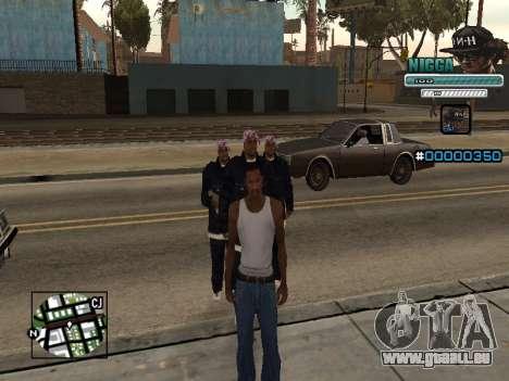C-de la PALETTE de l'Homme dans un Bouchon pour GTA San Andreas
