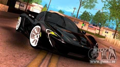 Forza Silber ENB Series für low PC für GTA San Andreas zweiten Screenshot