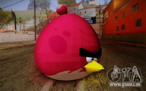 Big Brother from Angry Birds pour GTA San Andreas