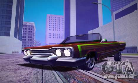 FaFan ENB series pour GTA San Andreas