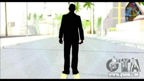 Ginos Ped 33 pour GTA San Andreas deuxième écran
