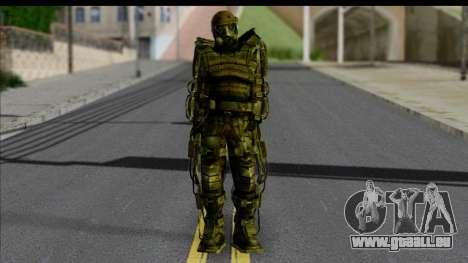 Monolith Exoskeleton für GTA San Andreas