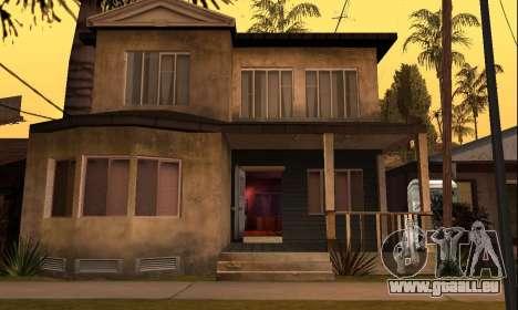New OG Lock House pour GTA San Andreas